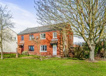Thumbnail 3 bed semi-detached house for sale in Church Meadow, Rickinghall, Diss