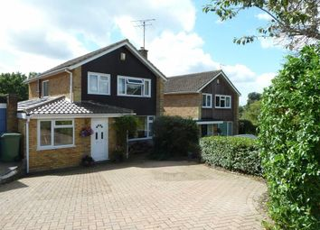 Thumbnail 4 bed detached house for sale in Churchill Crescent, Sonning Common, Sonning Common Reading