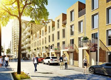 Thumbnail 3 bed property for sale in Townhouse, Admiralty Building, Royal Wharf, London