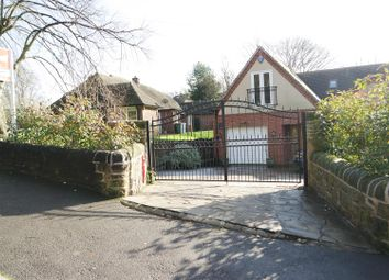 Thumbnail 4 bedroom detached house for sale in Crow Hill Drive, Mansfield