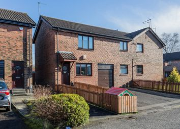 Thumbnail 3 bed property for sale in Anchor Crescent, Paisley, Renfrewshire