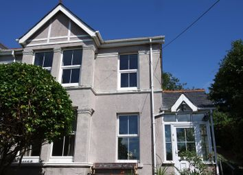 Thumbnail 3 bed semi-detached house for sale in Westwood, Liskeard