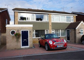 Thumbnail 3 bed semi-detached house for sale in Beechfield, Sawbridgeworth