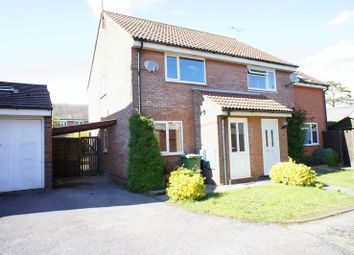 Thumbnail 2 bed semi-detached house to rent in Gaskell Close, Holybourne, Alton