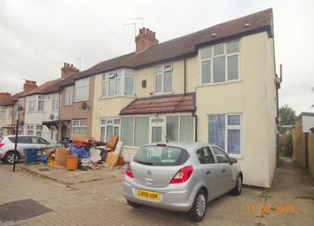 Thumbnail 3 bed maisonette to rent in Byron Road, Wealdstone