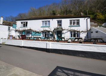 Thumbnail Commercial property for sale in The Coombes, Polperro, Looe