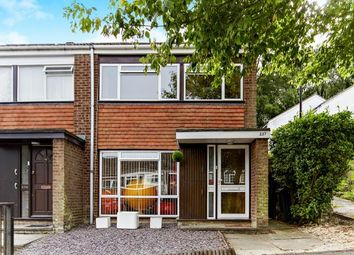Thumbnail 3 bed end terrace house for sale in Markfield, Courtwood Lane, Croydon, Surrey