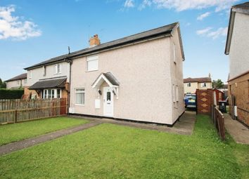Thumbnail 3 bedroom semi-detached house for sale in Large Square, Stainforth, Doncaster, South Yorkshire