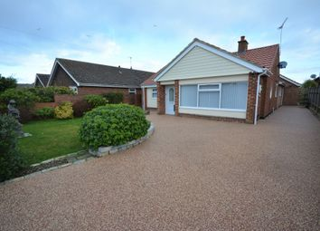 Thumbnail 3 bedroom detached bungalow for sale in Middle Way, Lowestoft