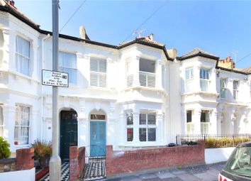 Thumbnail 4 bed terraced house to rent in Keildon Road, Battersea, London