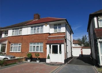Thumbnail 3 bed semi-detached house for sale in The Mall, Harrow
