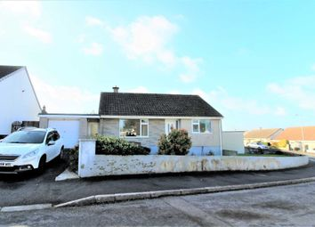Thumbnail 2 bed bungalow for sale in Trelawney Road, Callington
