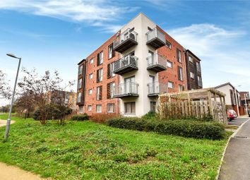Thumbnail 2 bed flat for sale in Angie Mews, The Bridge, Dartford
