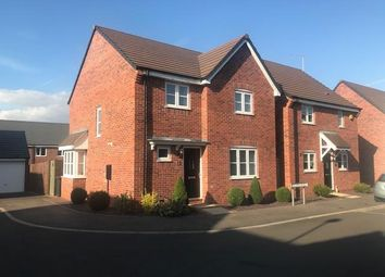 Thumbnail 4 bed property to rent in Triumph Road, Hinckley