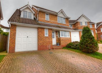 Thumbnail 4 bed detached house for sale in Allerburn Lea, Alnwick