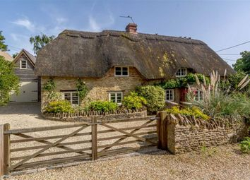 Thumbnail 4 bed cottage for sale in Orchard Road, Buckland, Oxfordshire
