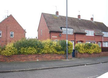 Thumbnail 2 bed semi-detached house for sale in Rishton Square, Sunderland