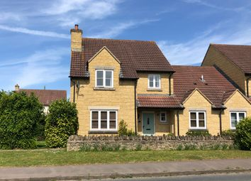 Thumbnail 4 bed link-detached house for sale in Beltane Place, Shaw, Melksham