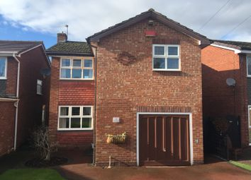 Thumbnail 4 bed detached house for sale in West Drive, Bonehill, Tamworth