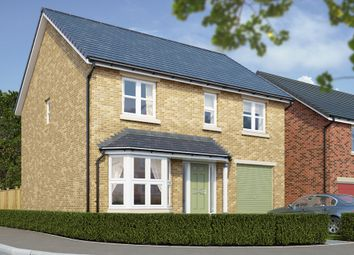 "Thumbnail 4 bedroom detached house for sale in ""The Rosebury"" at High Gill Road, Nunthorpe, Middlesbrough"