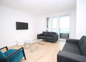 Thumbnail 2 bed flat to rent in Lancaster House, Sovereign Court, Hammersmith