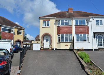Thumbnail 3 bed semi-detached house for sale in Corfe Road, Coseley
