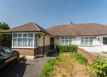 Thumbnail 3 bed semi-detached bungalow for sale in Waverley Close, Hayes, Middlesex