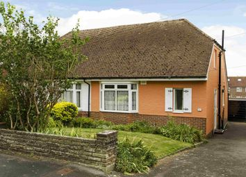 Thumbnail 3 bed semi-detached house for sale in Woodfield Avenue, Farlington, Portsmouth