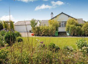 Thumbnail 3 bed detached house for sale in Caeathro, Caernarfon, Gwynedd