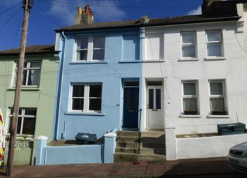 Thumbnail 2 bed terraced house to rent in Arnold Street, Brighton