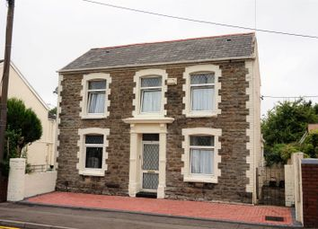 Thumbnail 4 bedroom detached house for sale in Mill Street, Gowerton