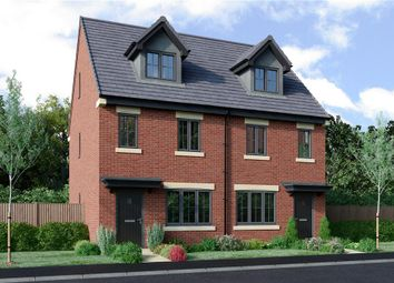 "3 bed town house for sale in ""The Tolkien Alternative"" at Coach Lane, Hazlerigg, Newcastle Upon Tyne NE13"