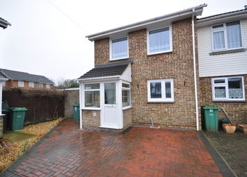 Thumbnail 3 bed end terrace house to rent in Moor View, Godshill, Ventnor