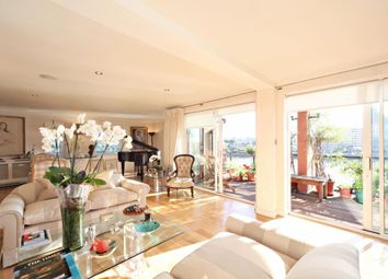Thumbnail 4 bed flat for sale in Milton Court, Carrara Wharf, Fulham, London