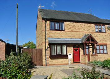 Thumbnail 2 bedroom semi-detached house for sale in Burghley Court, Bourne, Lincolnshire