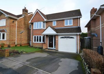 Thumbnail 4 bed detached house for sale in Pentere Road, Waterlooville
