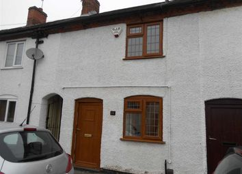 Thumbnail 2 bed cottage to rent in Park Road, Mickleover, Derby