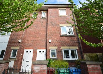 Thumbnail 4 bed terraced house to rent in Chorlton Road, Manchester