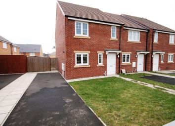 Thumbnail 3 bedroom semi-detached house to rent in Turnbull Street, Hartlepool, Co Durham
