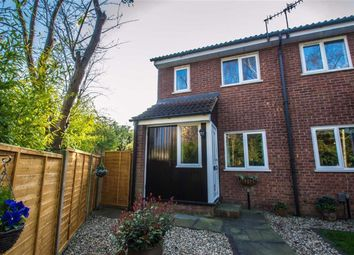 Thumbnail 1 bed terraced house for sale in Grange Close, Hertford, Herts