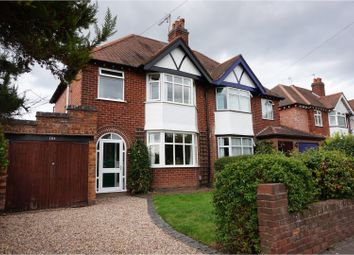 Thumbnail 4 bed semi-detached house for sale in Cubbington Road, Leamington Spa