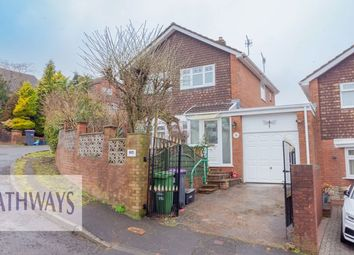 Thumbnail Detached house for sale in Oaks Court, Abersychan, Pontypool