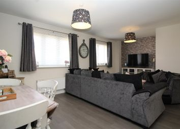 Thumbnail 2 bed maisonette for sale in Manor Drive, Gunthorpe, Peterborough