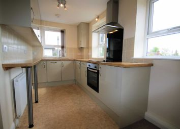 Thumbnail 2 bed flat to rent in Bryslan House, Upper Street, Fleet, Hants
