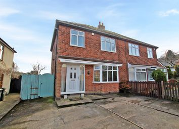 Thumbnail 3 bed semi-detached house for sale in Kenrick Road, Mapperley, Nottingham