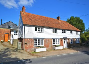 Thumbnail 4 bed country house for sale in Udimore, Rye, Rye