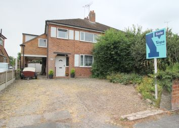 Thumbnail 4 bed semi-detached house for sale in Haslin Crescent, Christleton, Chester