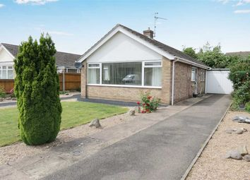 Thumbnail 2 bed detached bungalow for sale in Millview Road, Heckington, Sleaford