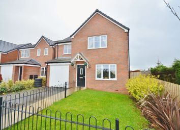 Thumbnail 4 bed detached house for sale in The Went, Dearham, Maryport