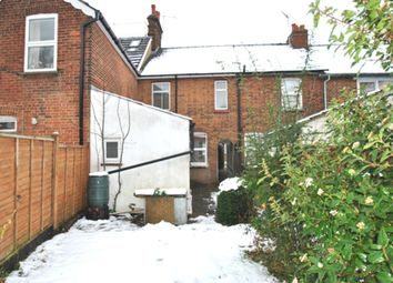 Thumbnail 2 bed terraced house to rent in Highbury Road, Hitchin